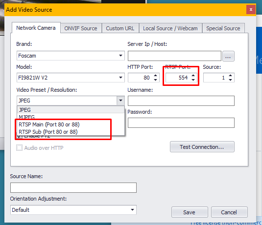 Background processing creates (uncompressed?) avi files - Problems