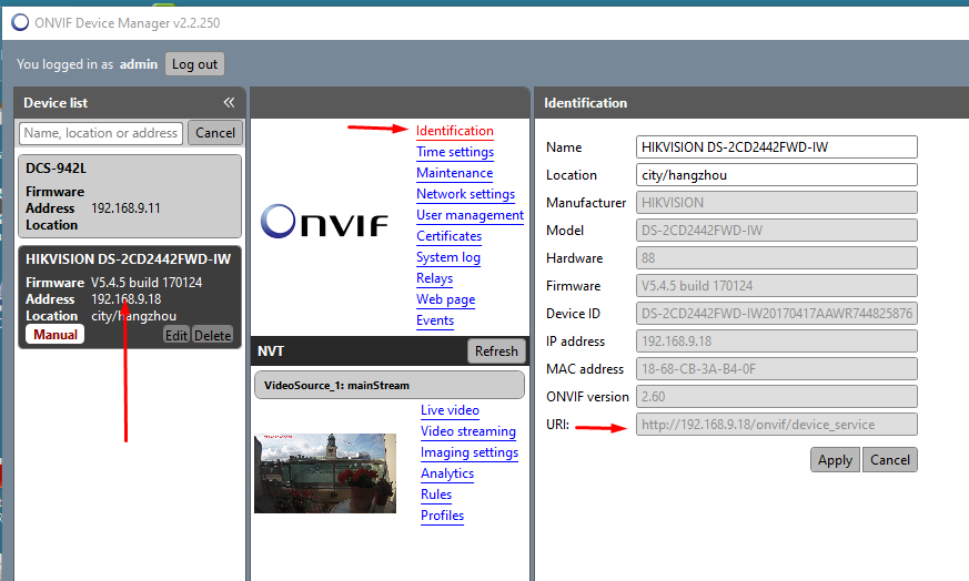 My Ip Camera Support Onvif But It Do Not Show Up In Netcam Studio Guides Tutorials Moonware Studios Where i live, my creepy exhusband's ip is pretty much the same as mine since we live about 1 mile away. my ip camera support onvif but it do