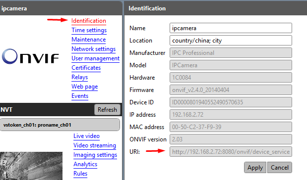 onvif device test tool v1406 download